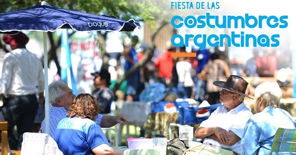 Fiesta de las Costumbres Argentinas en Pueblo Belgrano