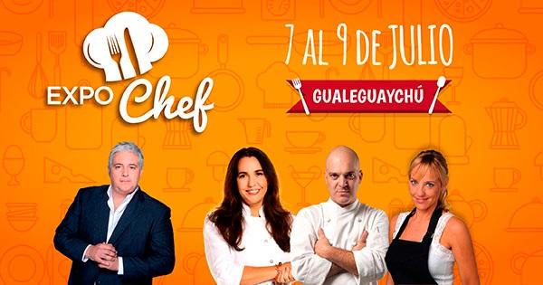Se viene ExpoChef Gualeguaychú