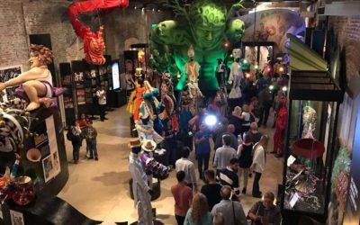 Abrió sus puertas el Museo del Carnaval de Gualeguaychú