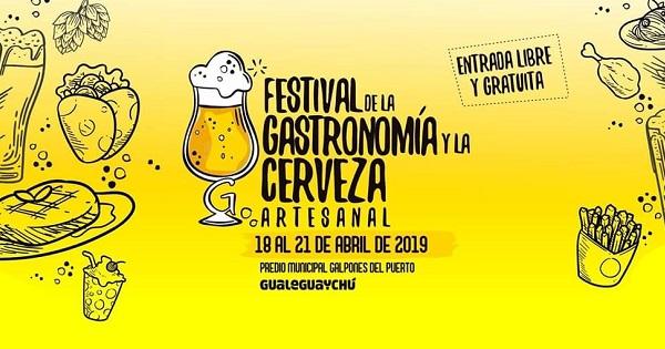 Festival de la Gastronomía y la Cerveza Artesanal en Gualeguaychú