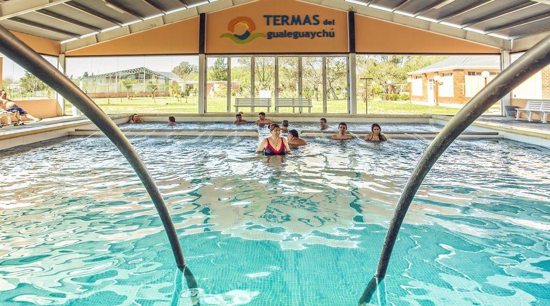 Propiedades del agua termal