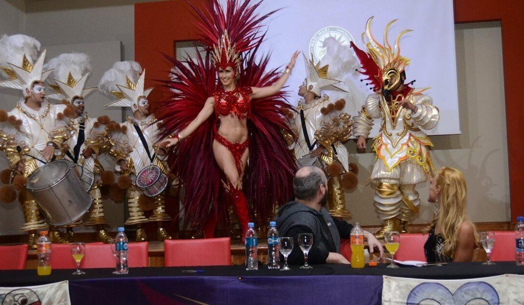 Temáticas del Carnaval de Gualeguaychú 2019